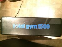 Total gym 1500 - Good condition