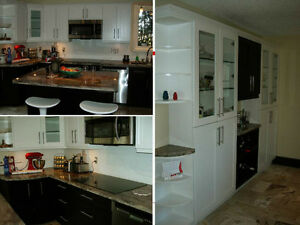 Maple solid wood kitchen cabinets best deal guaranteed - Kitchen designers kitchener waterloo ...