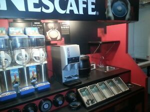 Complete Coffee Display and Snack Centre with Storage PRICE DROP Peterborough Peterborough Area image 2