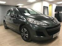 Peugeot 207 1.4 S GREY LOW MILES AIR CON WARRANTY 12 MONTHS MOT FULL SERVIC HIST