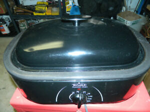 1 Rival roaster oven