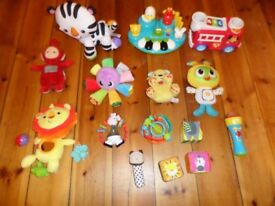 Baby Toys little tikes fisherprice elc and more