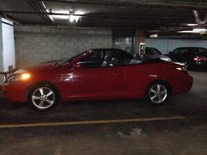 2005 Toyota Solara Convertible SLE for sale