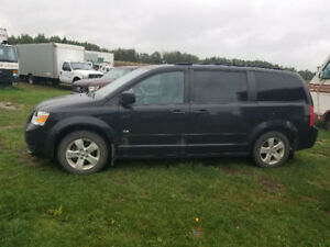 Dodge Caravan 25 year Anniversary edition sto and go seating