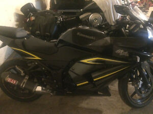 Kawasaki Ninja 250 - Lady Driven