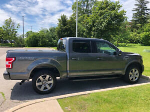 FOR SALE - 2018 FORD F150 Super Cab 4X4 Sport