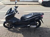 Great Honda Pcx 125 and Ideal for delivery job .