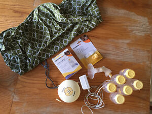Medela Travel Pump and Accessories