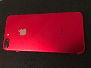 IPHONE 7 PLUS RED 64GB