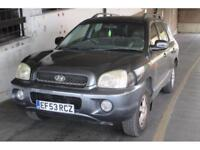 Hyundai Santa Fe 2.7 auto V6 AUTOMATIC