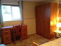 Available October 1st-Central Location-Peaceful Surroundings