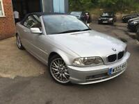 2000 BMW 3 Series 3.0 330Ci 2dr
