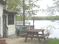 WATERFRONT - Price Reduced -- Fall Move-in- Parry Sound country