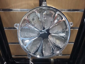 AIR FILTER C2 CHROME FLH *m-af-2190*