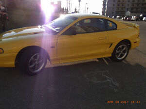 One Owner 1994 Mustang GT