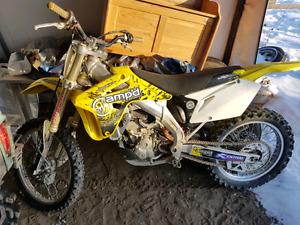 2007 Rmz 450