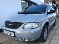 2001 Chrysler Grand Voyager 3.3 Limited 5dr