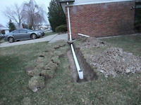 EAVESTROUGH & DOWNSPOUT CLEANING