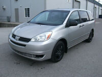 2004 Toyota Sienna 7 Pass New Brakes Runs Great Minivan, Van