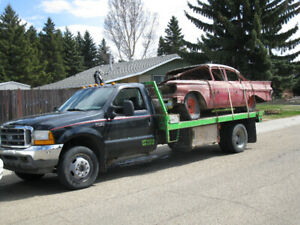 $150 FOR SCRAP CARS (780-909-6003)