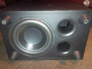 Monster HT SL100-SW THX subwoofer 10""