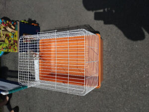 Cage lapin/hamster 24x18