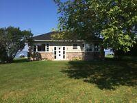 Chalet à louer direct sur lac St Francois