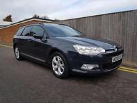 Citroen C5 1.6 HDi VTR+ ESTATE 2009 RECENT CAMBELT CHANGE