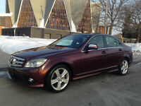 2008 MERCEDES BENZ C300 4-MATIC PREMIUM PACKAGE LEATHER ROOF City of Toronto Toronto (GTA) Preview