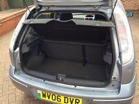 Vauxhall corsa 1.2 16v design