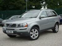 2012 Volvo XC90 2.4 D5 [200] SE 5dr Geartronic +FSH +DETACHABLE TOWBAR +BLUETOOT
