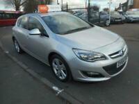 2014 Vauxhall Astra 1.7 CDTi 16V ecoFLEX SRi 5dr [Start Stop] Hatchback Diesel M