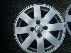 16 inch infinity 4 bolt pattern 114.3