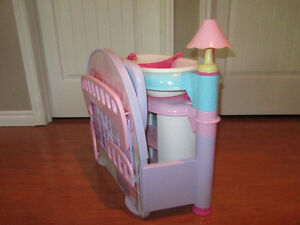 Fisher-Price Little Mommy All-in-One Nursery Play Center Stratford Kitchener Area image 7