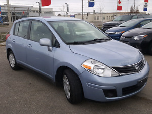NISSAN VERSA 2012 LOW KM