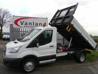Ford Transit 2.2TDCi 125PS RWD 350 Tipper