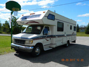 Motorhome, Class C, 27 foot, Never Leaked