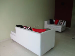 NEW APARTMENT,OCEAN SIDE, 2-3 Bedrooms, Puerto Plata,To