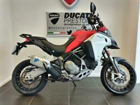 2019 Ducati Multistrada 1200 Enduro Red 5,919 Miles | £210 Dep & £210 pcm
