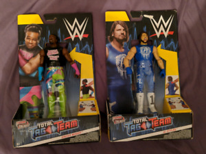 WWE Wrestling Talking Figures (new)
