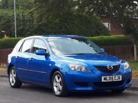 Mazda Mazda3 1.6 TS,2 OWNERS FROM NEW,ONLY DONE 45K,NICE DRIVE