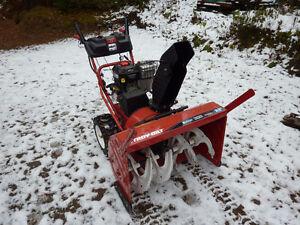 Souffleur à neige Troy-Bilt 33 pouces Saguenay Saguenay-Lac-Saint-Jean image 1
