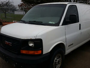 GMC Savanna Vans Windsor Region Ontario image 3