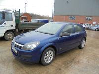 Vauxhall Astra 1.4i 16v Club 5 DOOR - 2007 56-REG - FULL 12 MONTHS MOT
