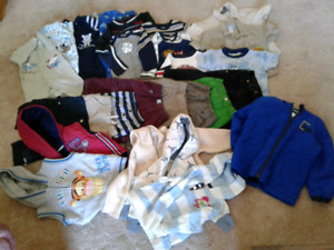 Boys 12-18 mth.  (mostly) 30+ pieces