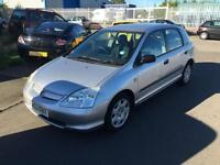 Honda Civic 1.6i VTEC S CLEAN EXAMPLE BARGAIN PX TO CLEAR