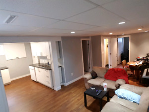 Basement Suite $800/month Utilities Included