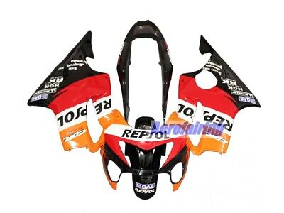 AF ABS Fairing Injection Body Kit Painted for Honda CBR 600 F4 1999 2000 BB