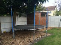 Free - 10ft Trampoline