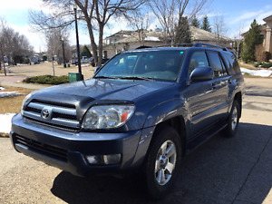 Toyota 4Runner 2005 Limited Edition v6 4x4